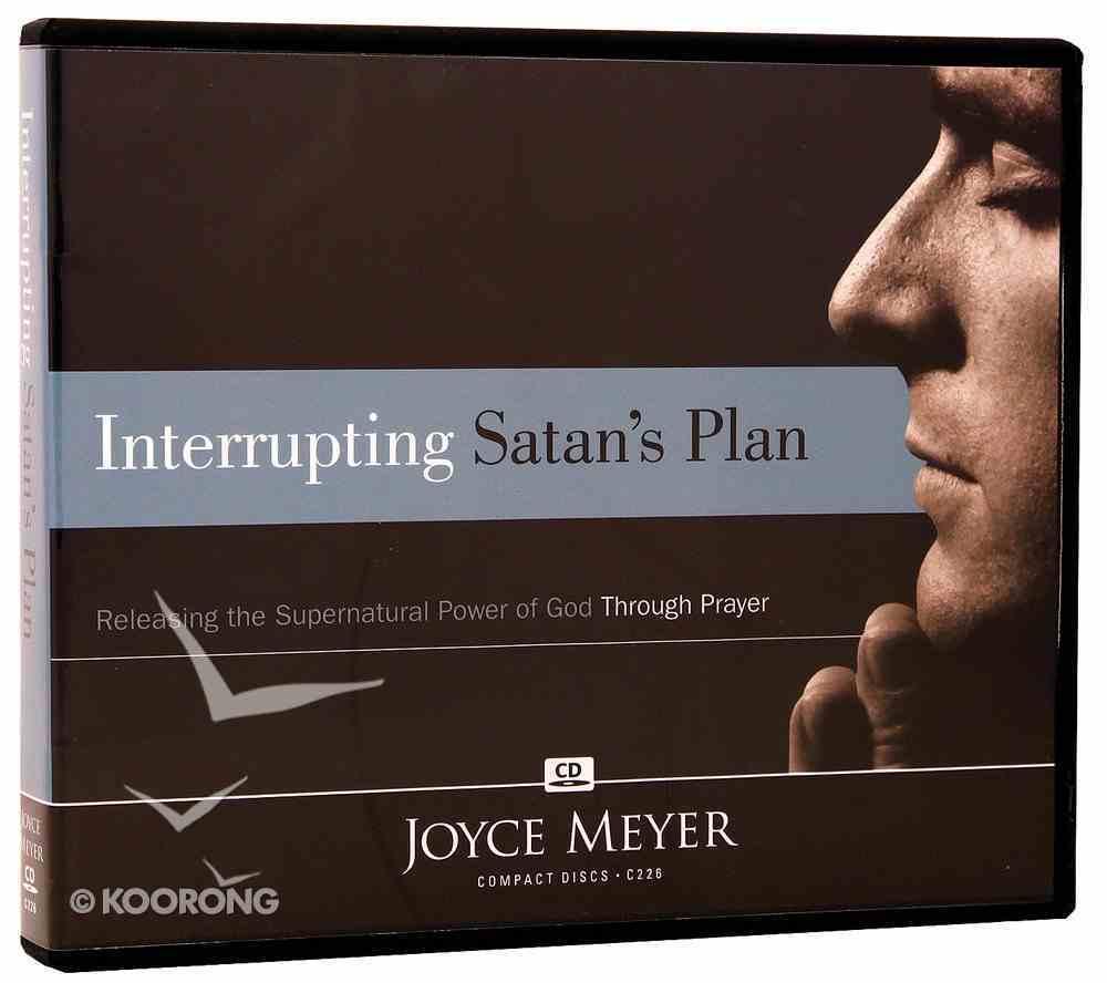 Interrupting Satan's Plan (5 Cds) CD