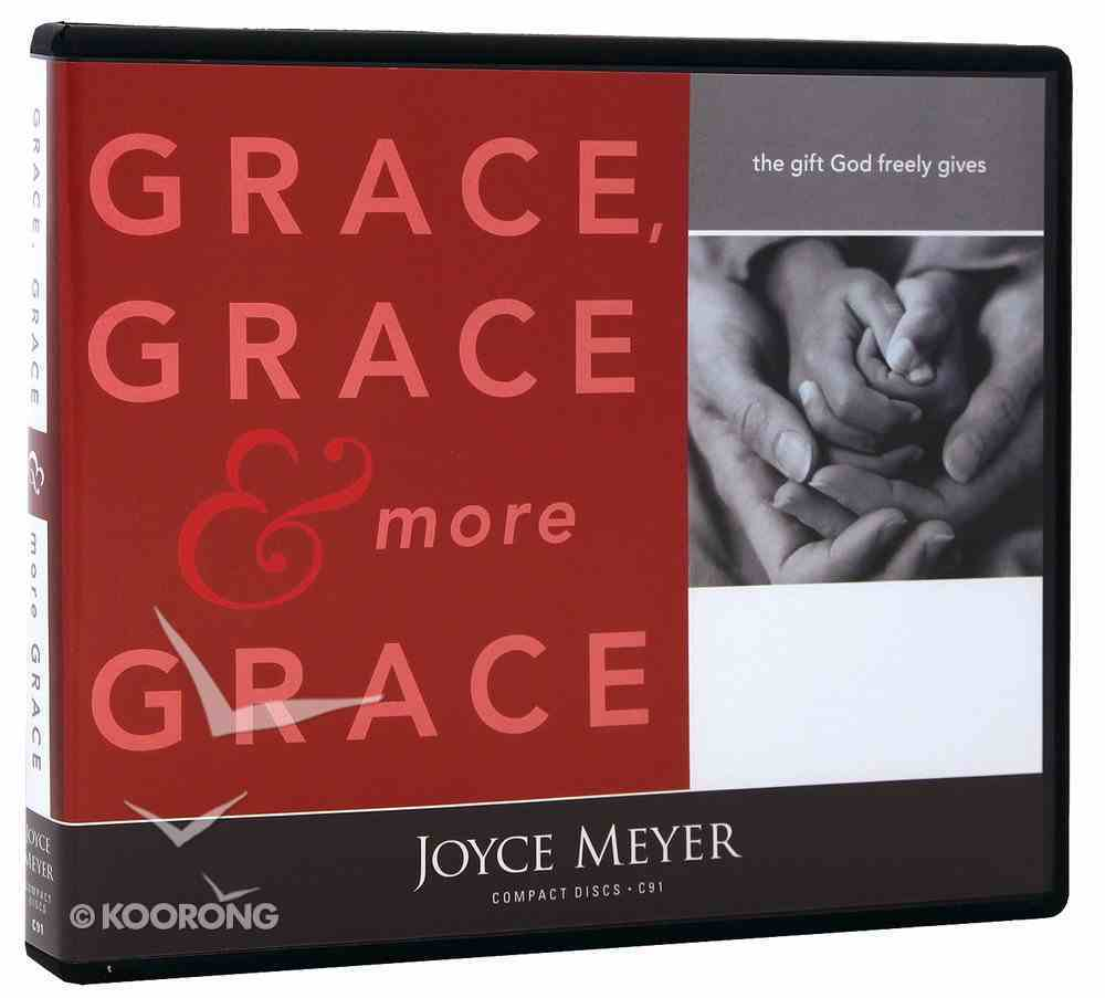 Grace, Grace and More Grace (6 Cds) CD