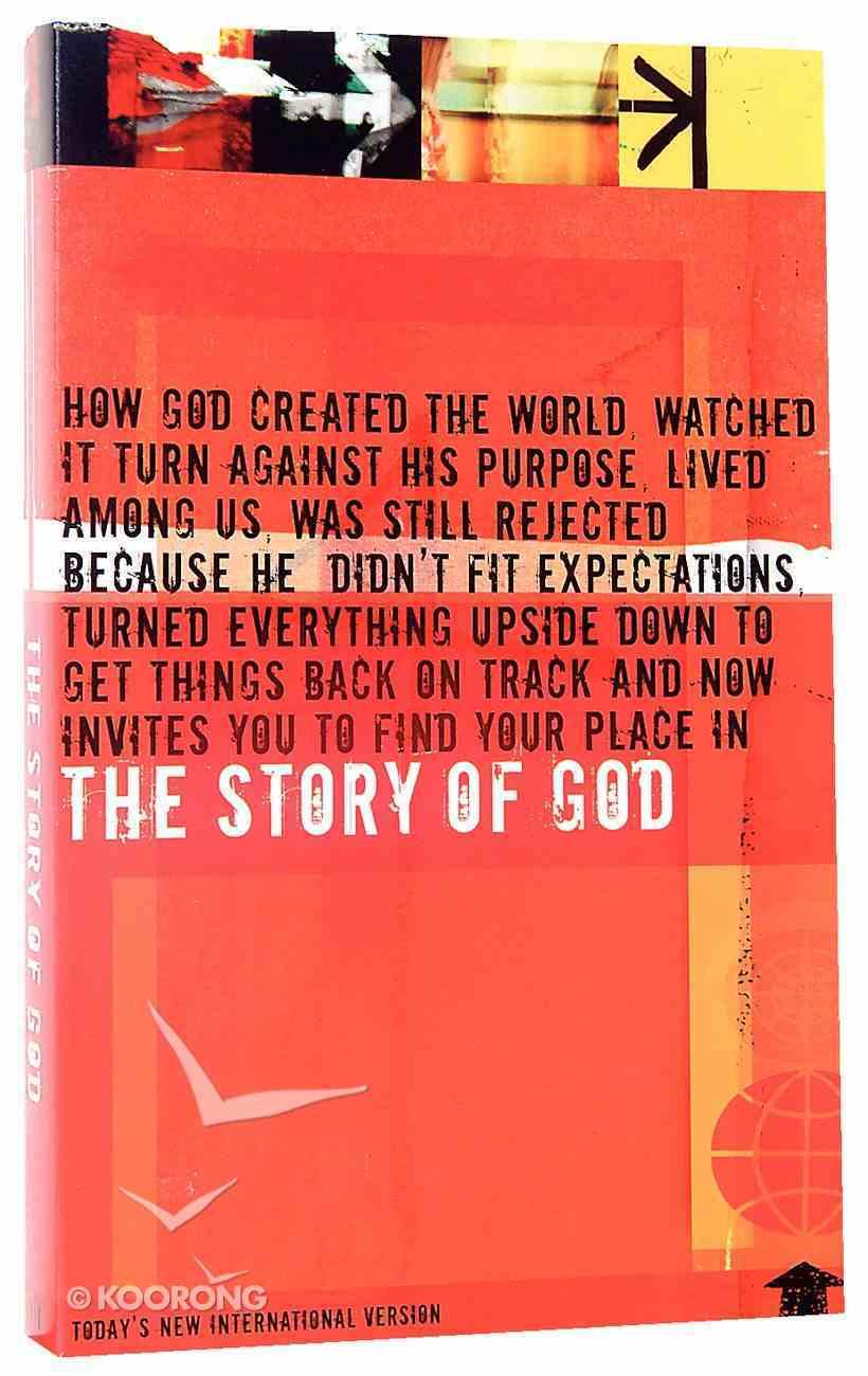 TNIV Paperback: The Story of God Paperback