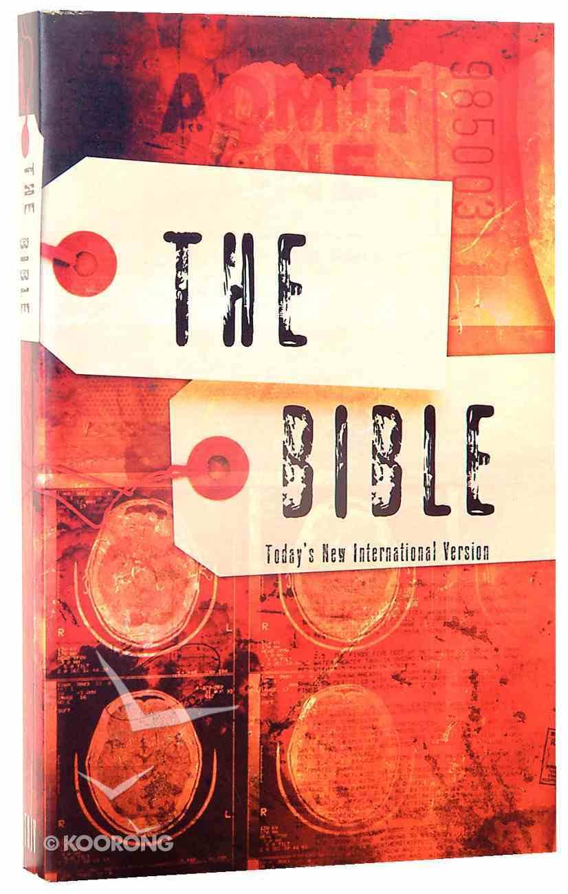 TNIV Paperback: The Bible Tag Cover Paperback