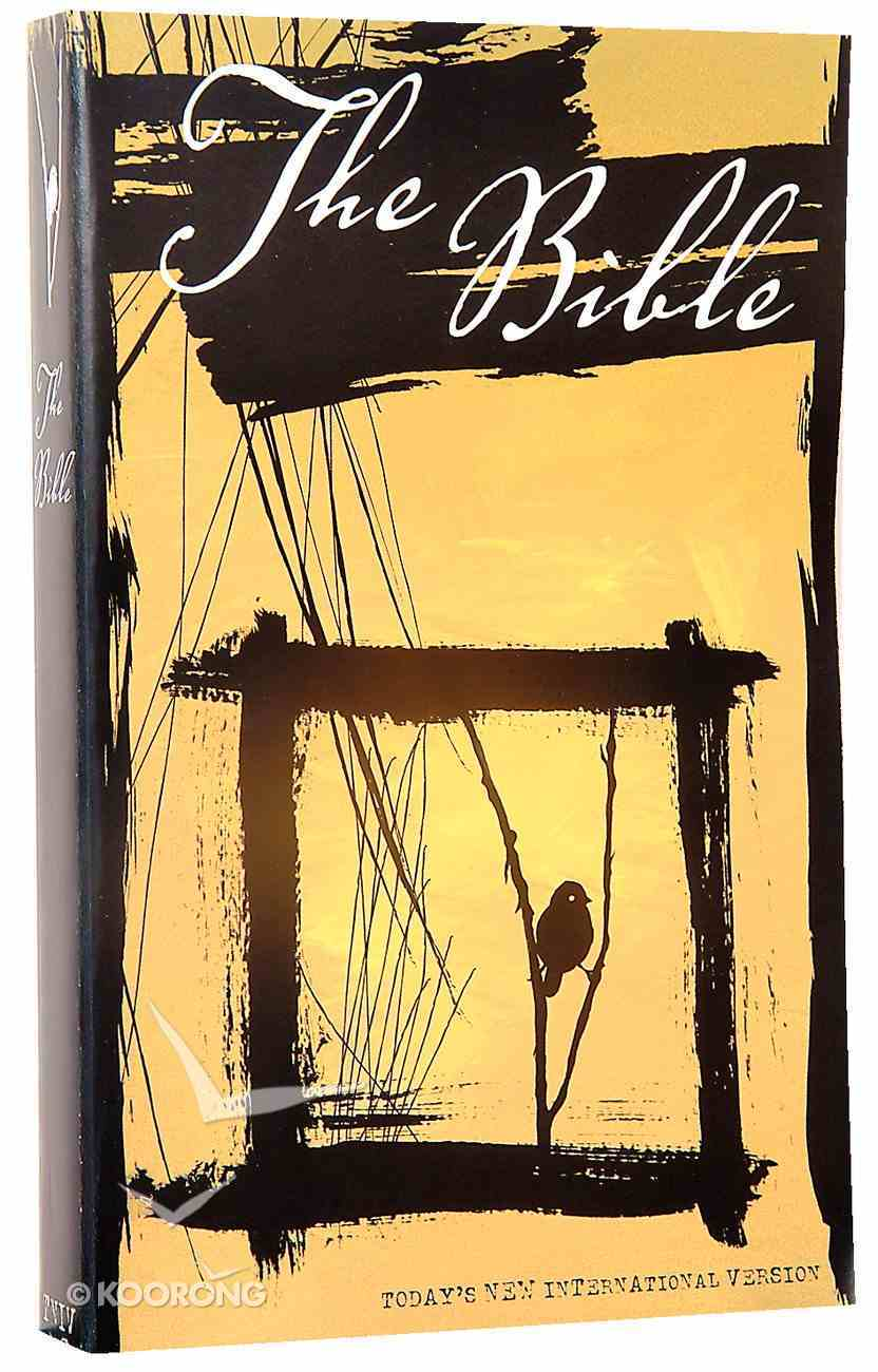 TNIV Paperback: The Bible Bird Cover Paperback