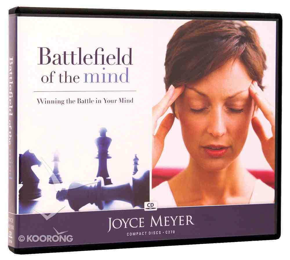 Battlefield of the Mind (4 Cds) CD