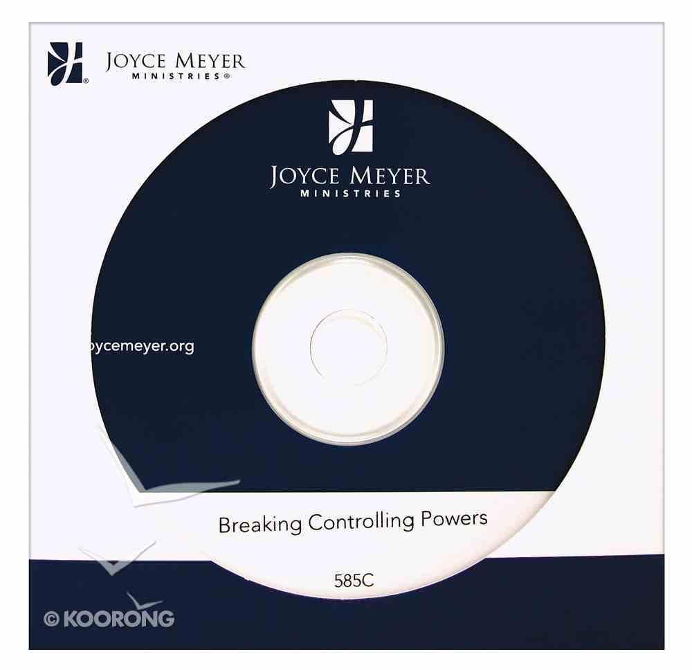 Breaking Controlling Powers CD
