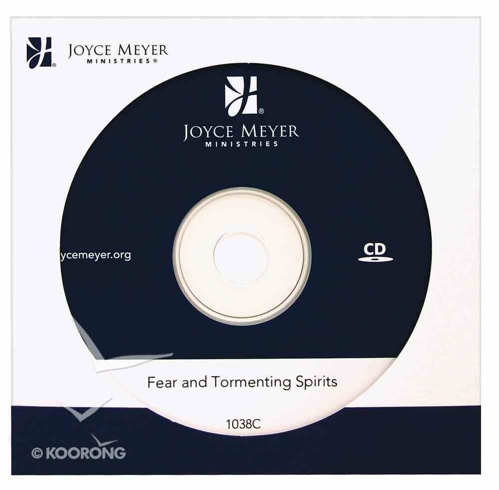 Fear and Tormenting Spirits CD