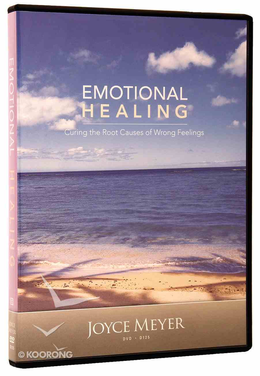 Emotional Healing (1 Disc) DVD
