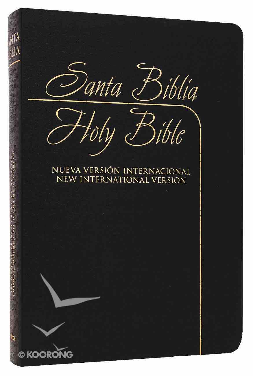 Nvi NIV Bi-Lingual Softcover Bible (South America) Imitation Leather