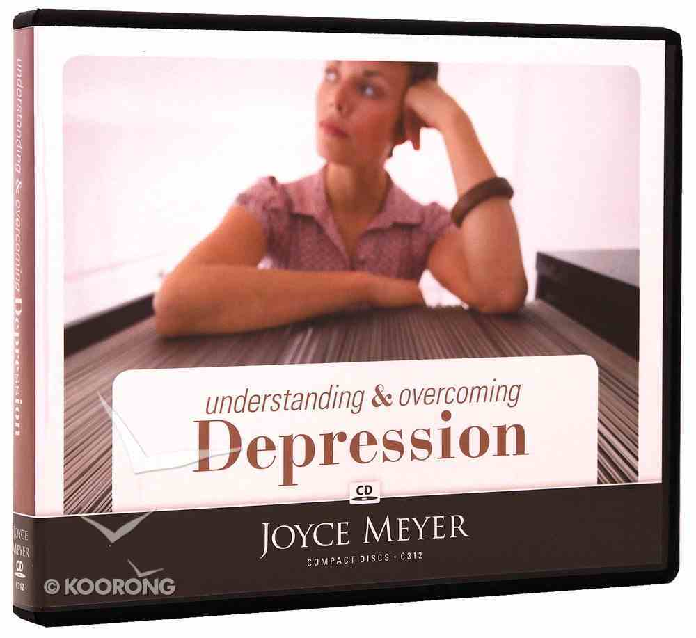 Understanding and Overcoming Depression (4 Cds) CD