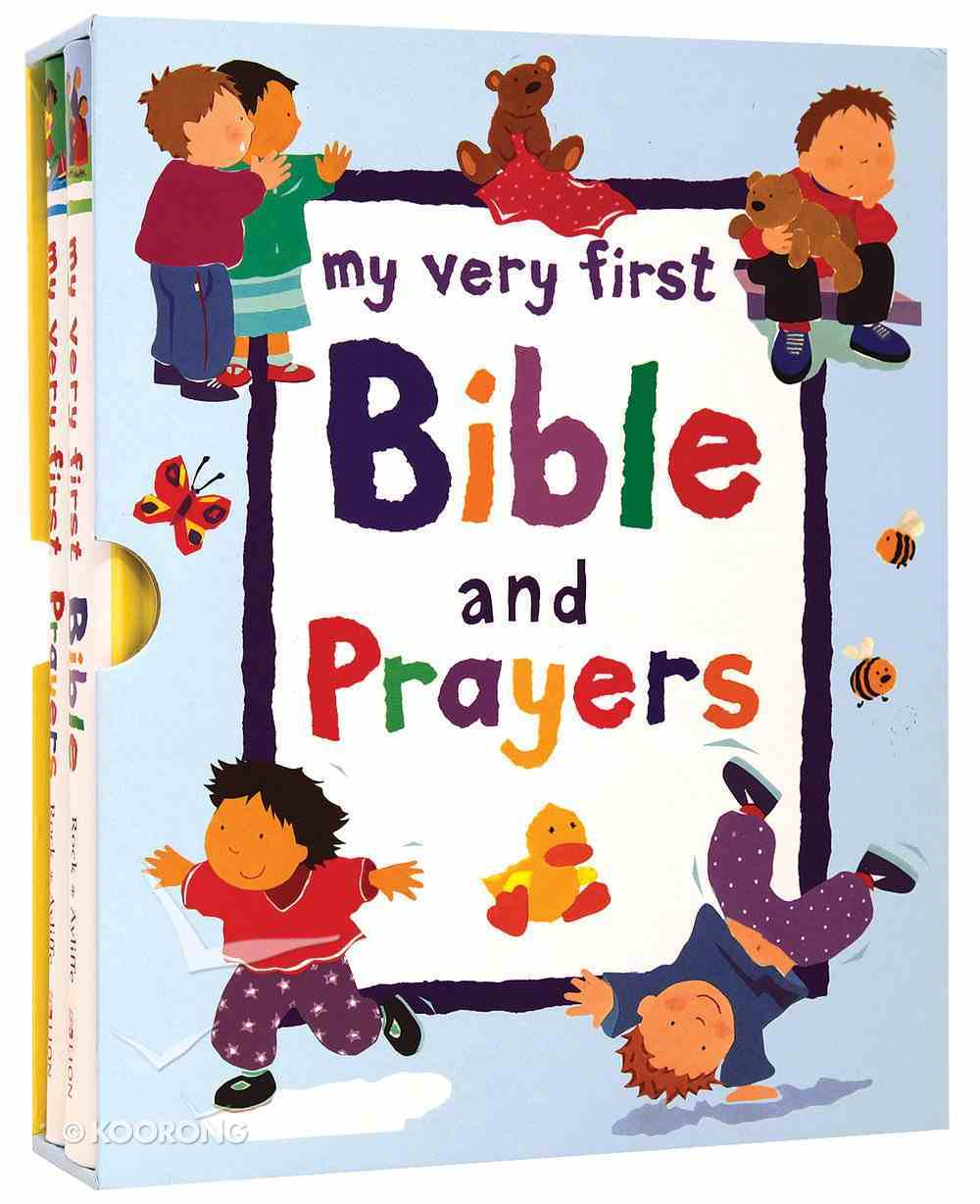 My Very First Bible and Prayers Pack