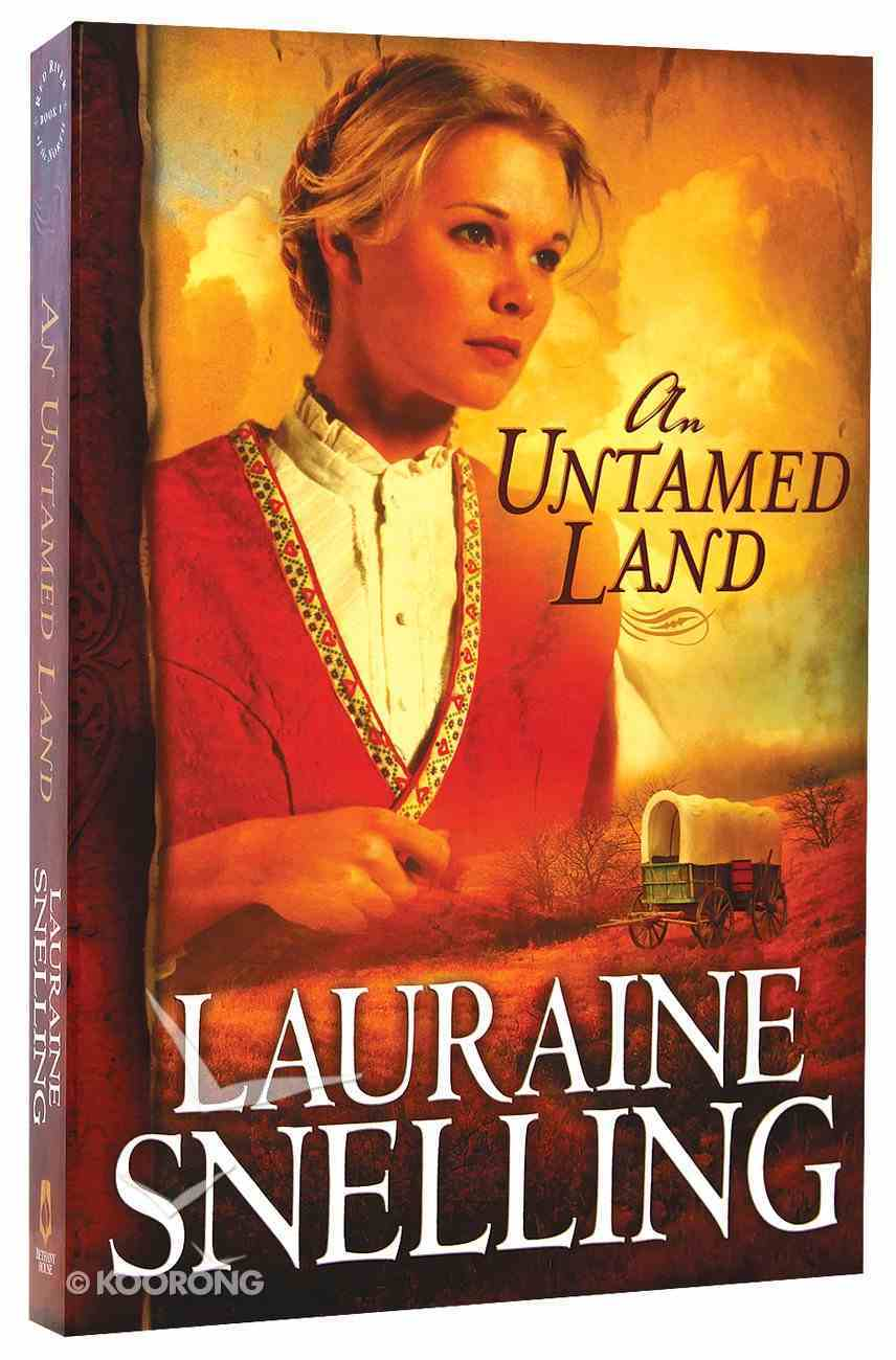 An Untamed Land (#01 in Red River North Series) Paperback