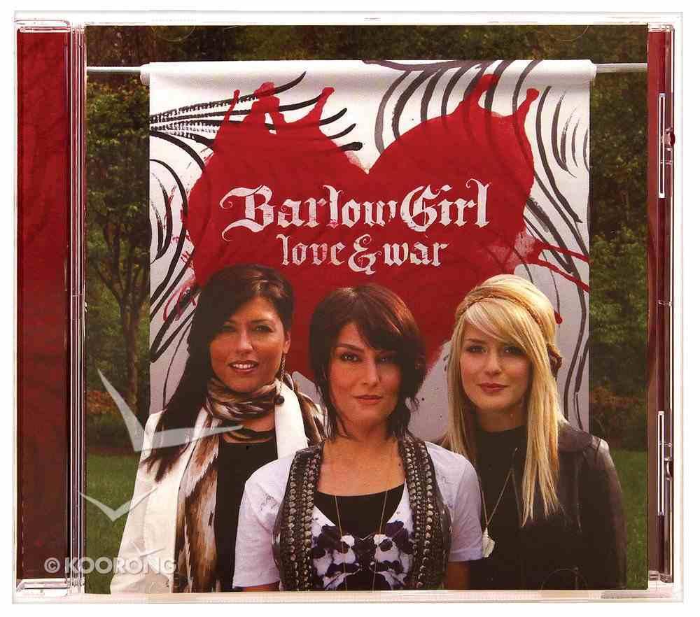 Love and War CD