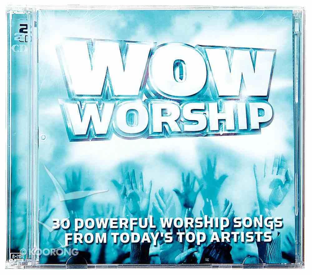 Wow Worship Aqua Double CD CD