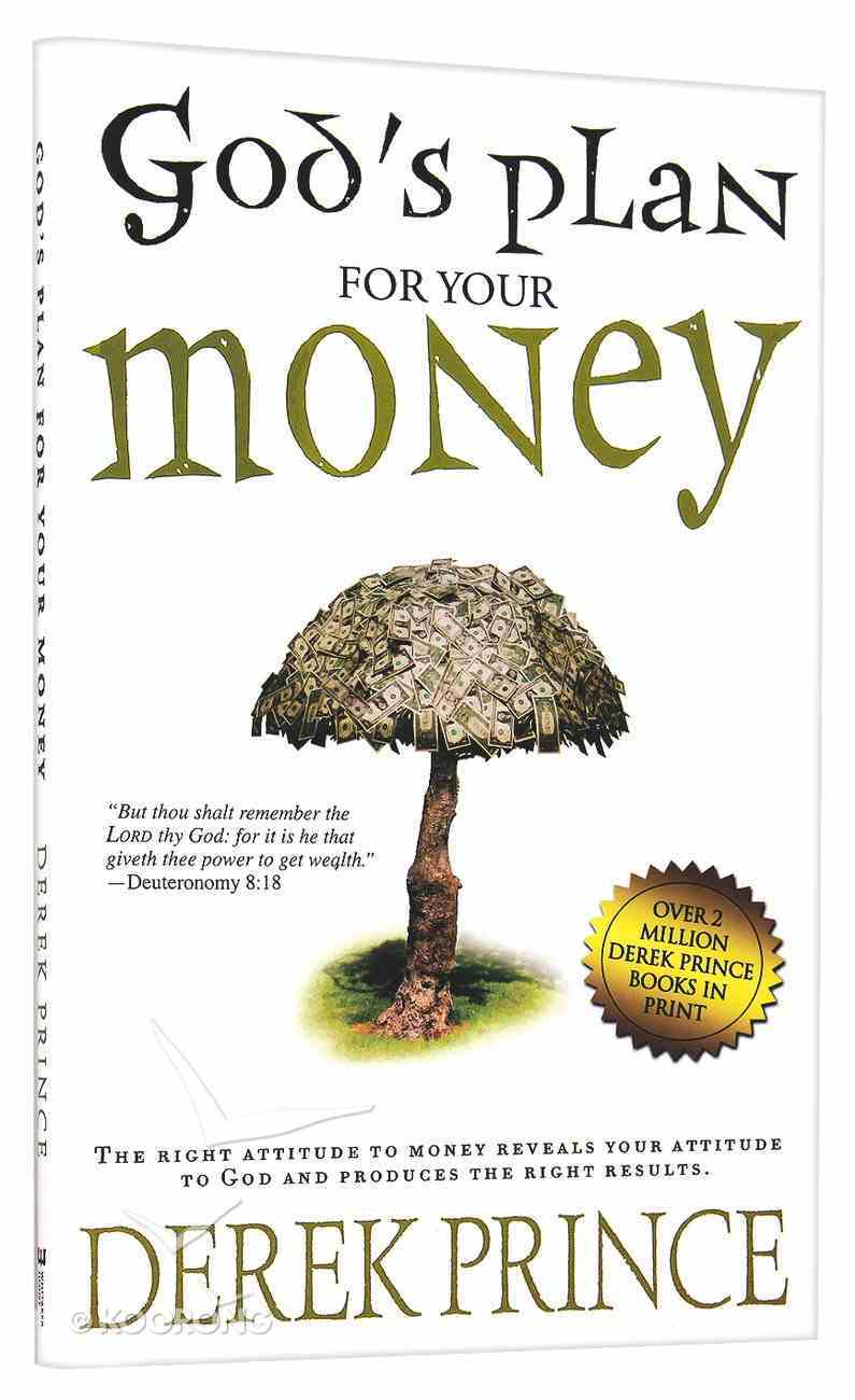 God's Plan For Your Money Paperback