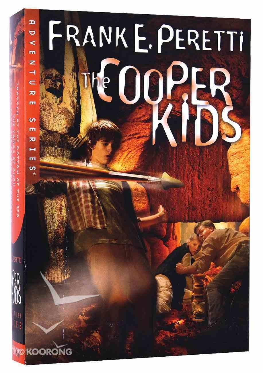 Cooper Kids Adventure Series (4 Volume Set) (Cooper Kids Series) Pack