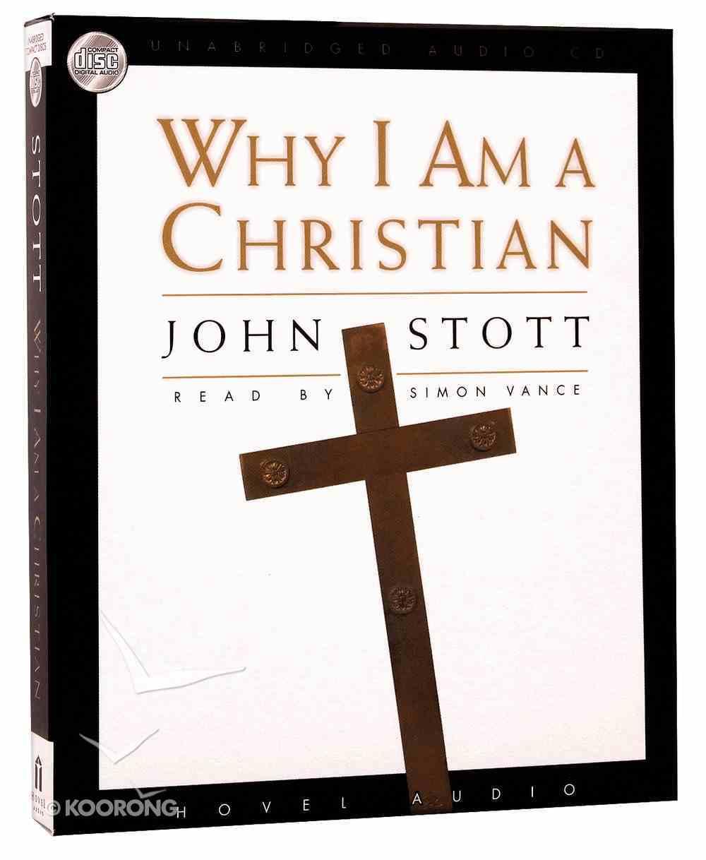 Why I Am a Christian (Unabridged) (3cds) CD