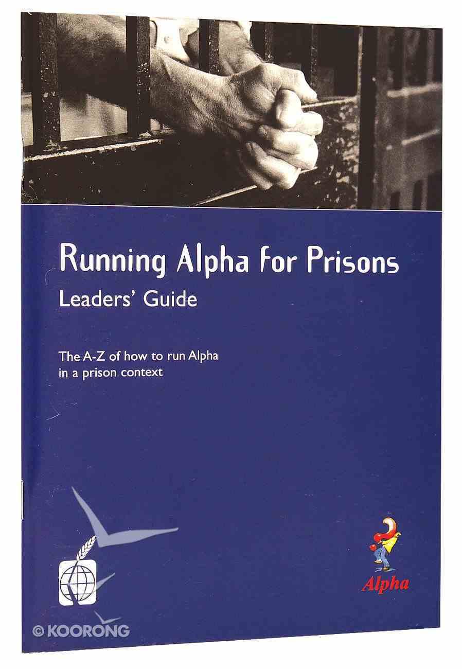 Leader's Guide (Alpha Course) Paperback
