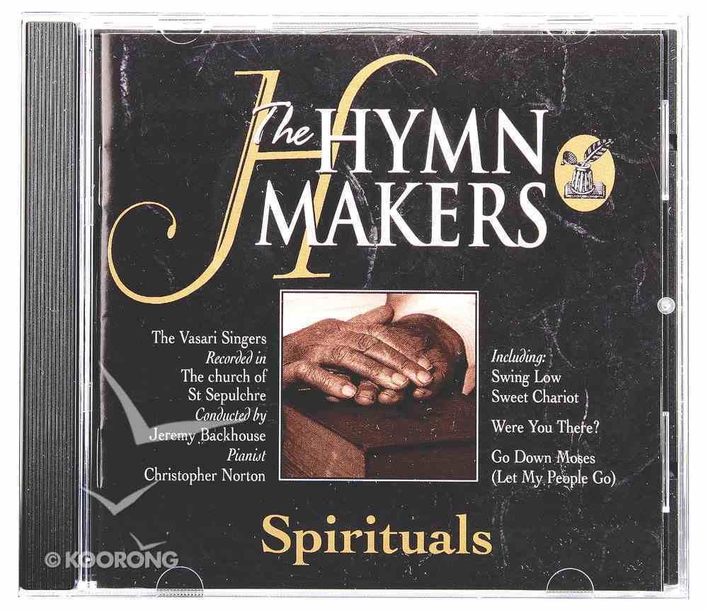 The Hymn Makers (Spirituals) CD