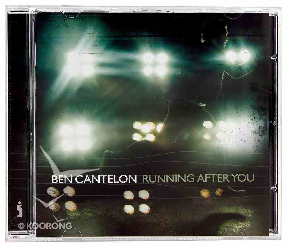 Running After You CD