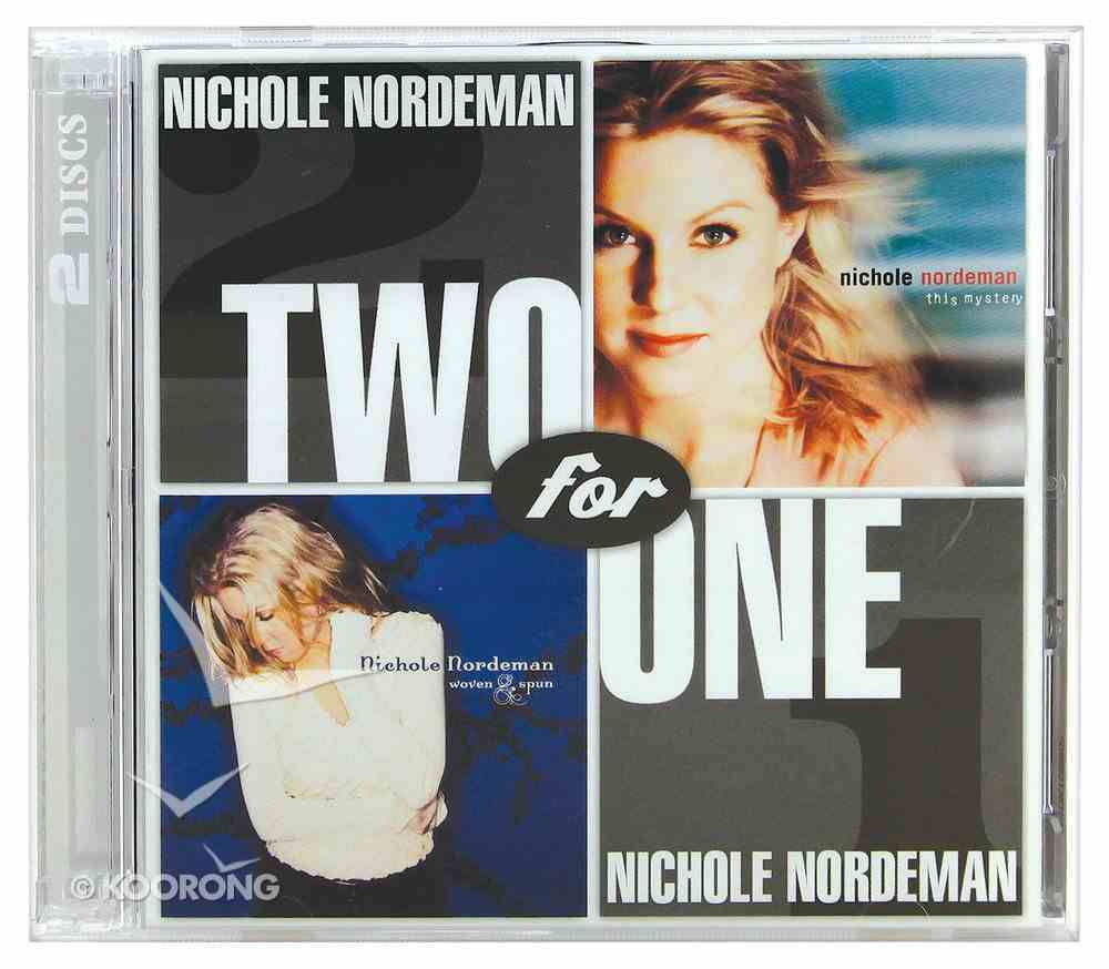 2 For 1 This Mystery/Woven and Spun CD