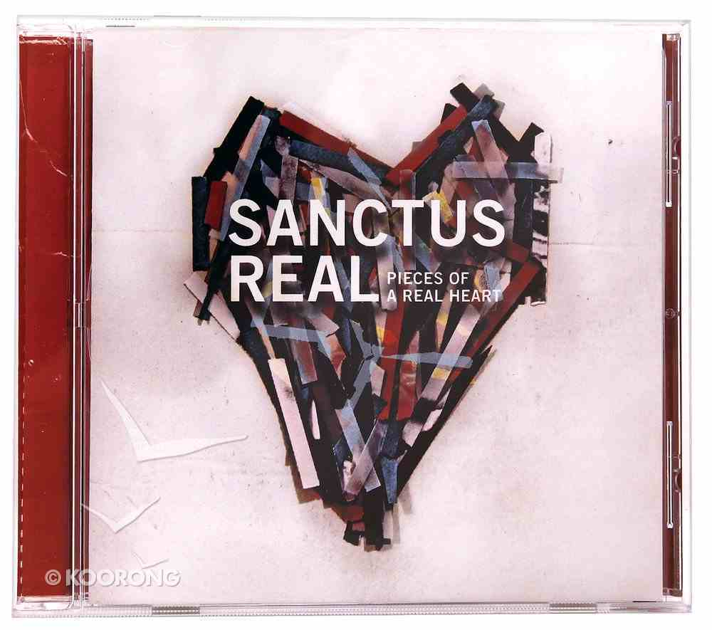 Pieces of a Real Heart CD