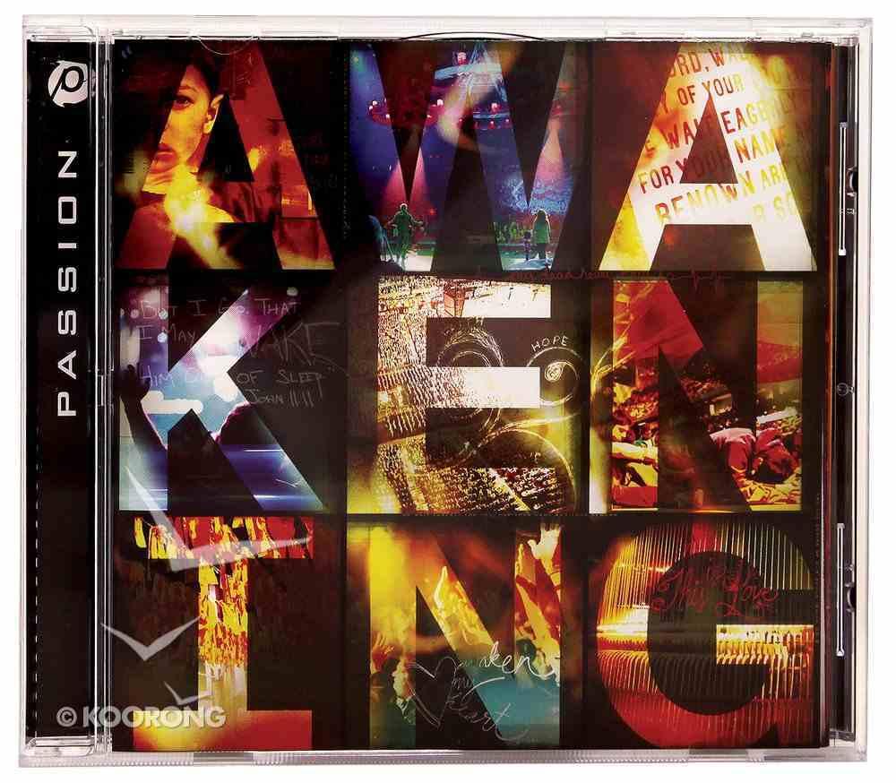2010 Passion: Awakening CD