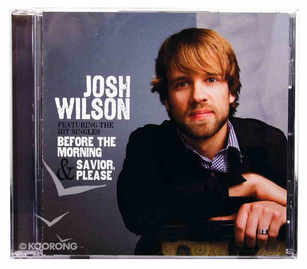 Josh Wilson CD