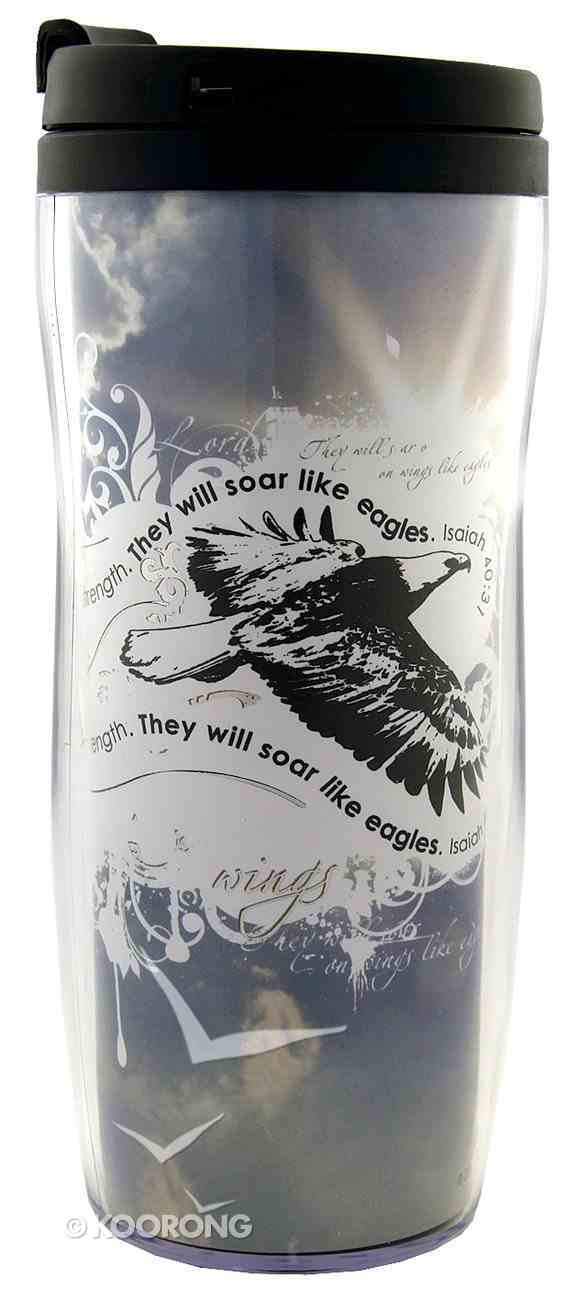 Polymer 360ml Mug: Eagle, Cold Drinks Only (Hand Wash Only) Homeware
