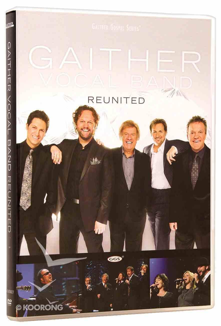 San Antonio Volume 1 - Reunited (Gaither Vocal Band Series) DVD