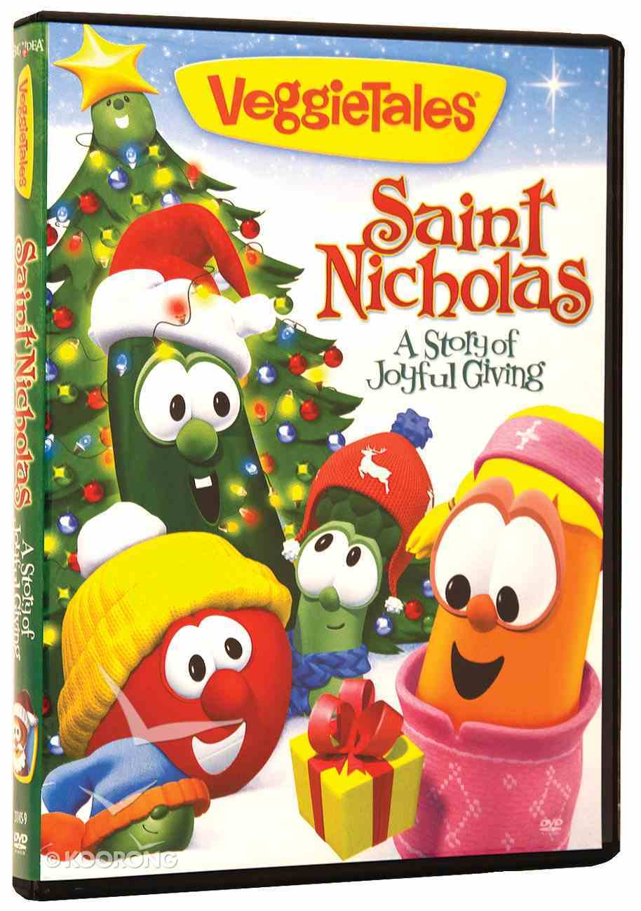 Veggie Tales #36: Saint Nicholas (#036 in Veggie Tales Visual Series (Veggietales)) DVD