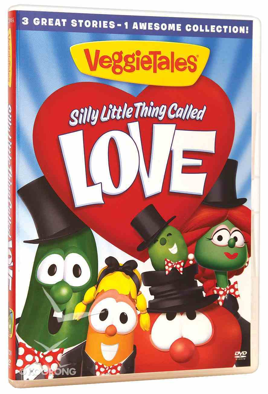Veggie Tales #37: Silly Little Thing Called Love (#037 in Veggie Tales Visual Series (Veggietales)) DVD