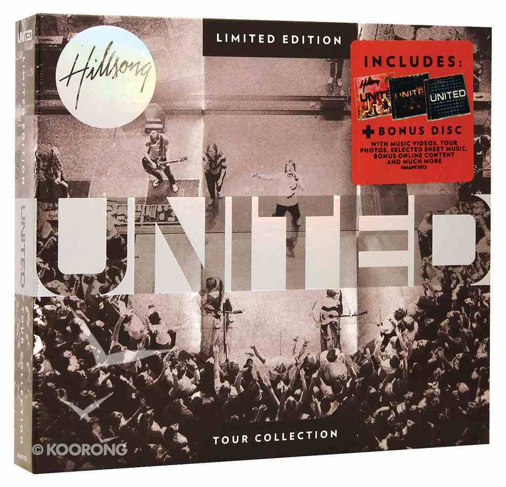 Hillsong United Tour Edition CD