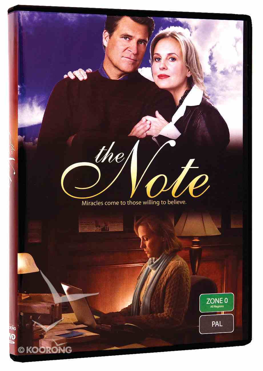 The Note (The Note Series) DVD