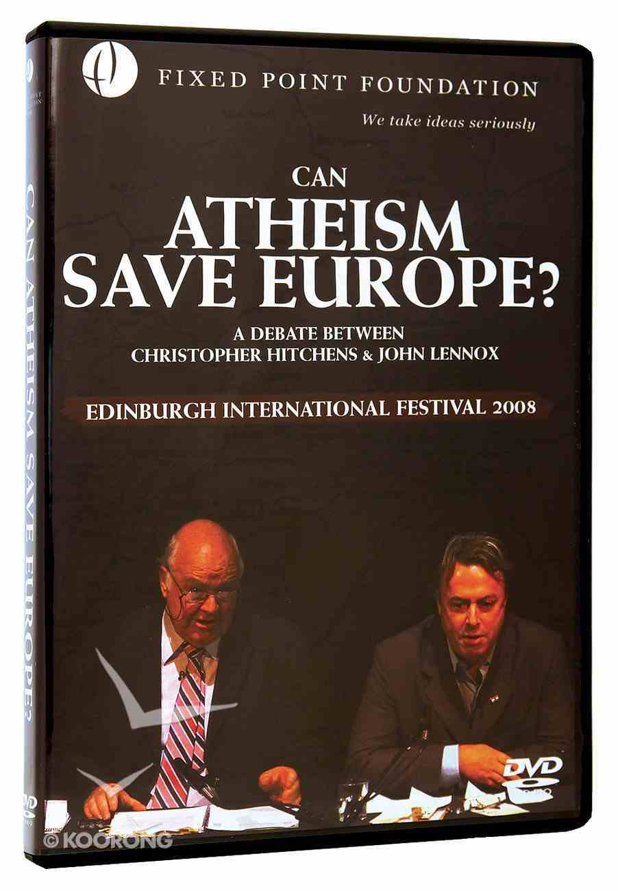 Lennox / Hitchens Debate: Can Atheism Save Europe? (Fixed Point Foundation Films Series) DVD