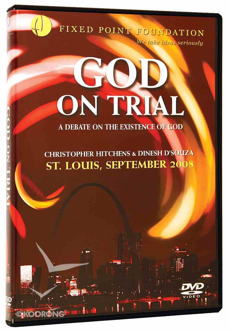 D'souza / Hitchens Debate: God on Trial (Fixed Point Foundation Films Series) DVD
