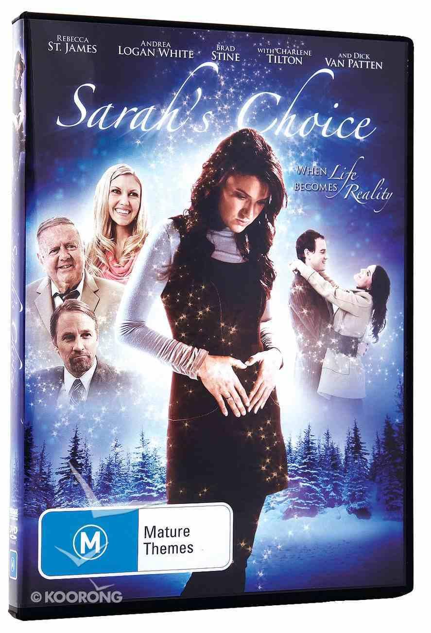 Sarah's Choice DVD