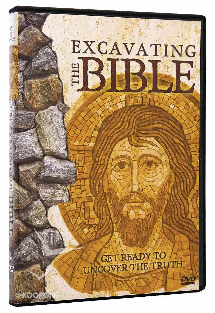 Excavating the Bible DVD