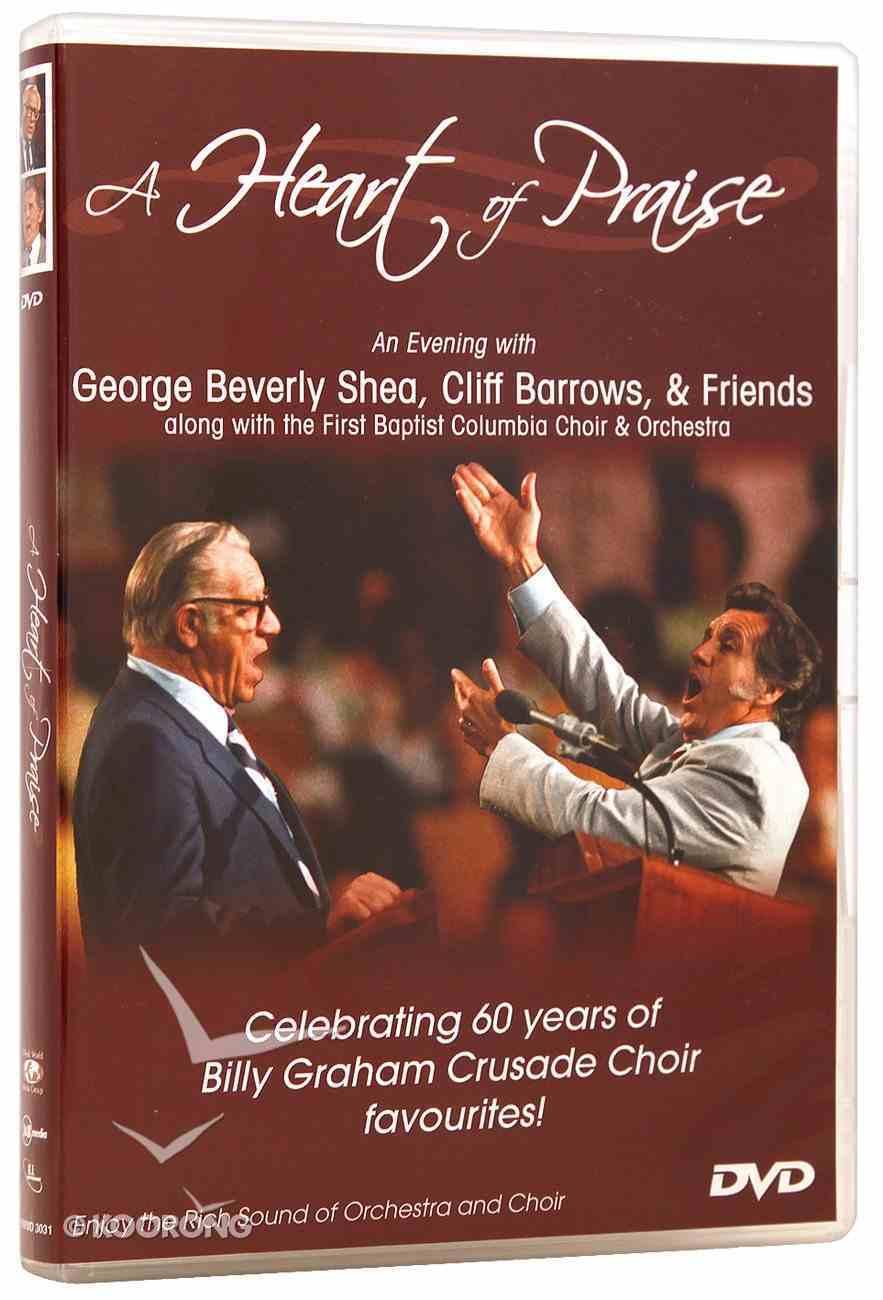 A Heart of Praise DVD