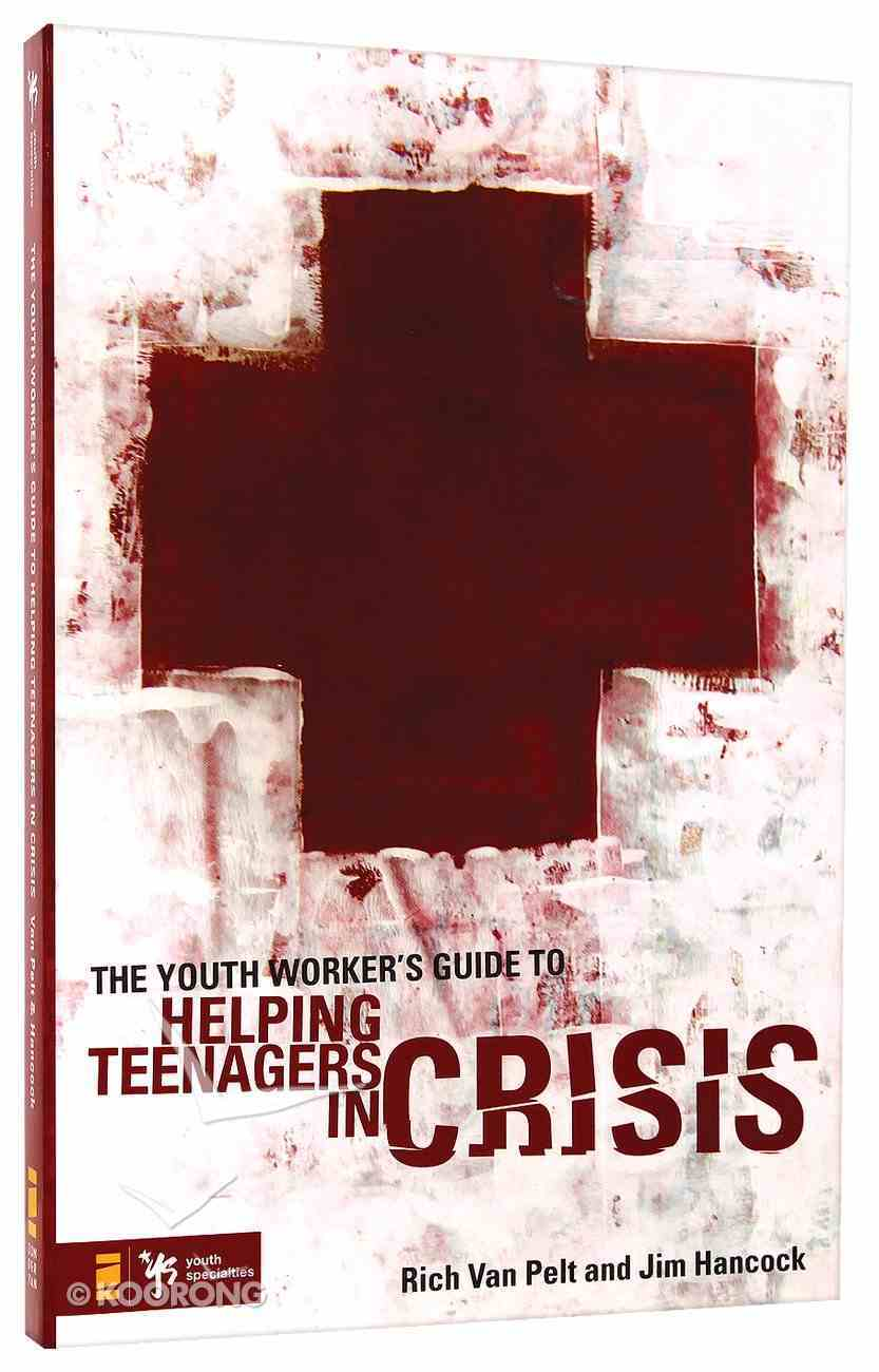 The Youth Worker's Guide to Helping Teenagers in Crisis Paperback