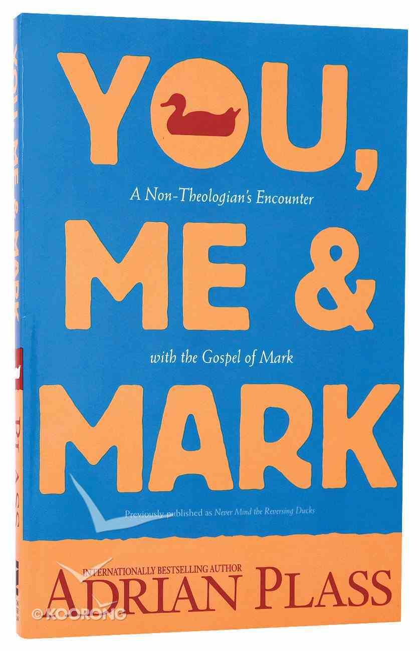 You, Me, and Mark Paperback