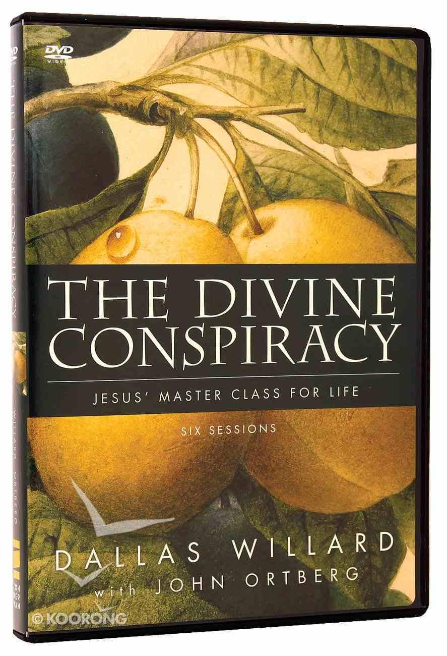 The Divine Conspiracy (Dvd) DVD