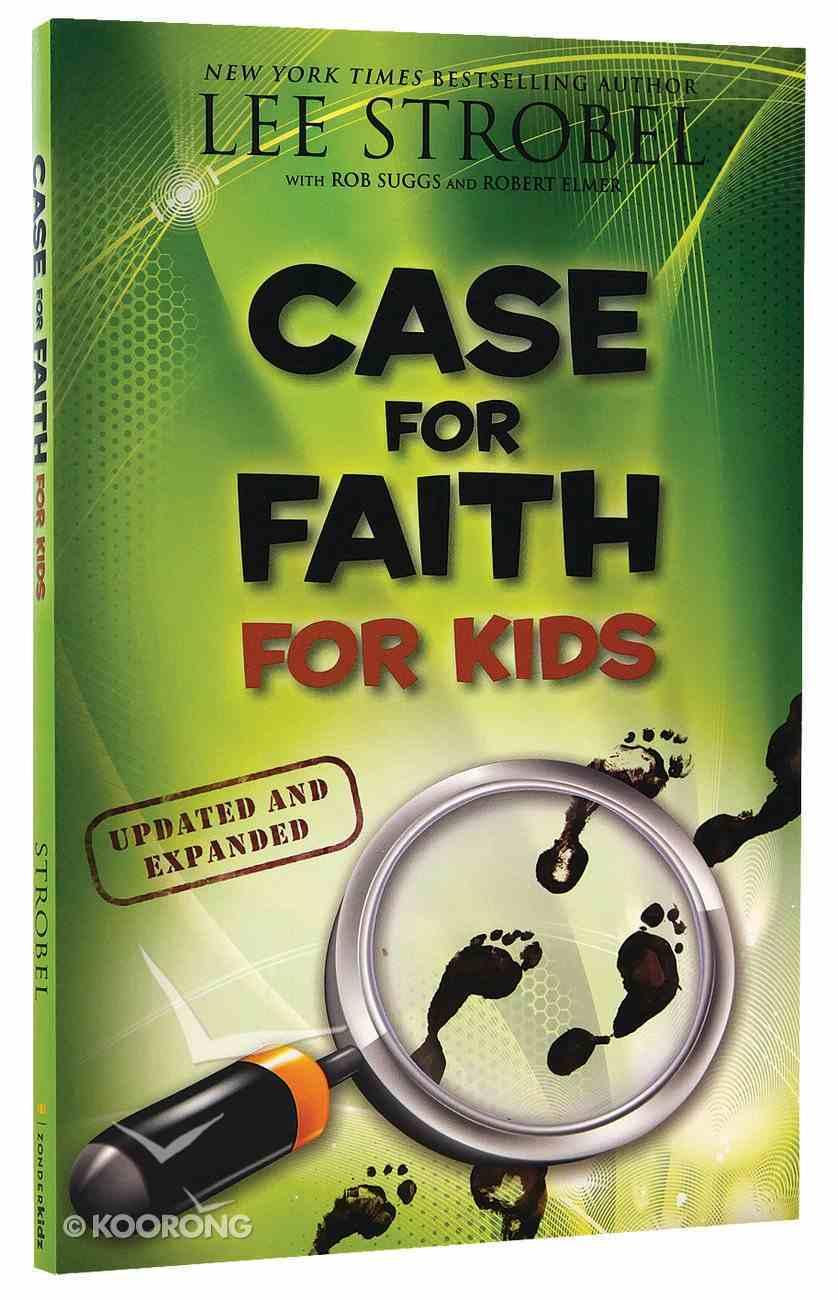 Case For Faith For Kids Paperback
