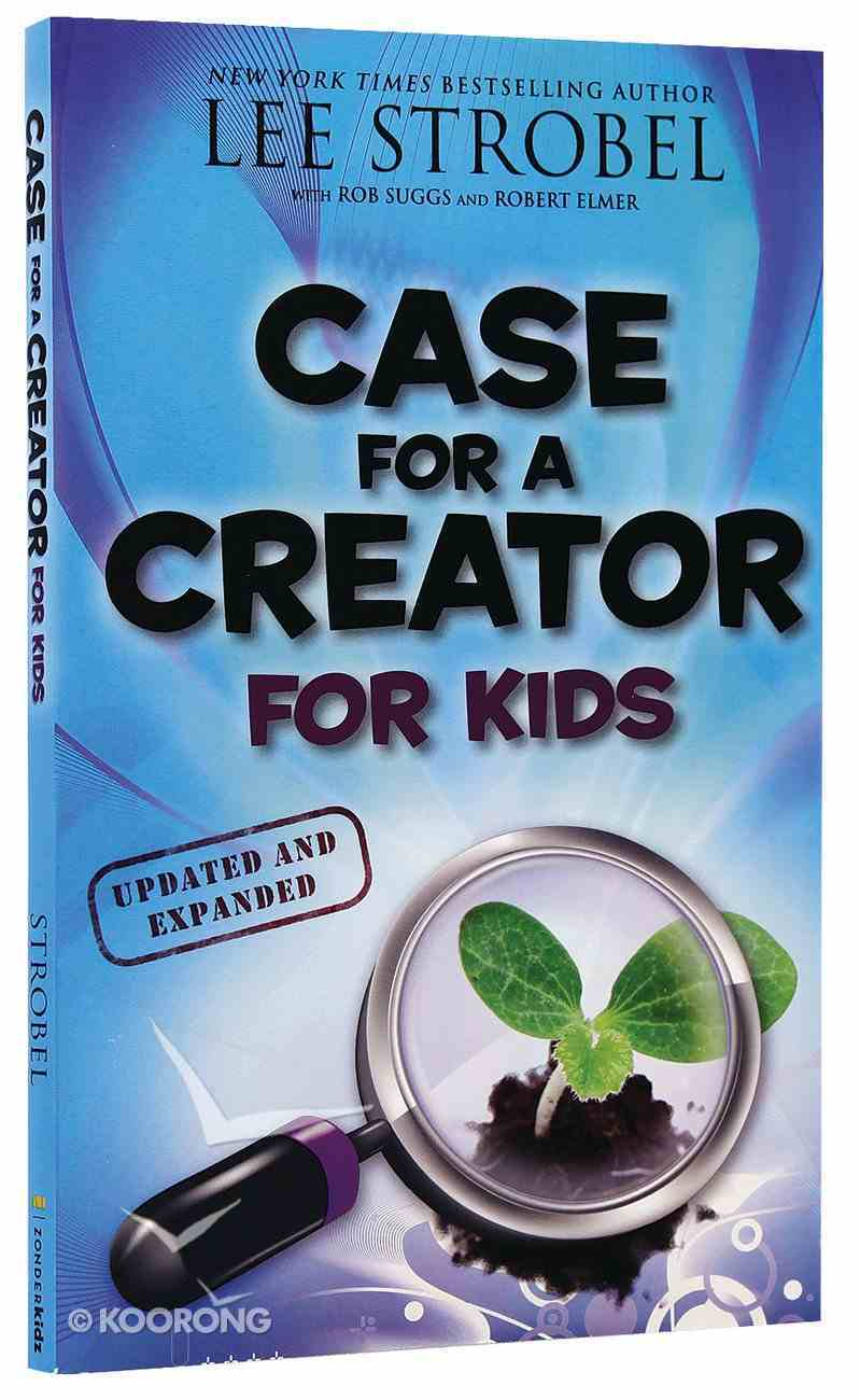 Case For the Creator For Kids Paperback