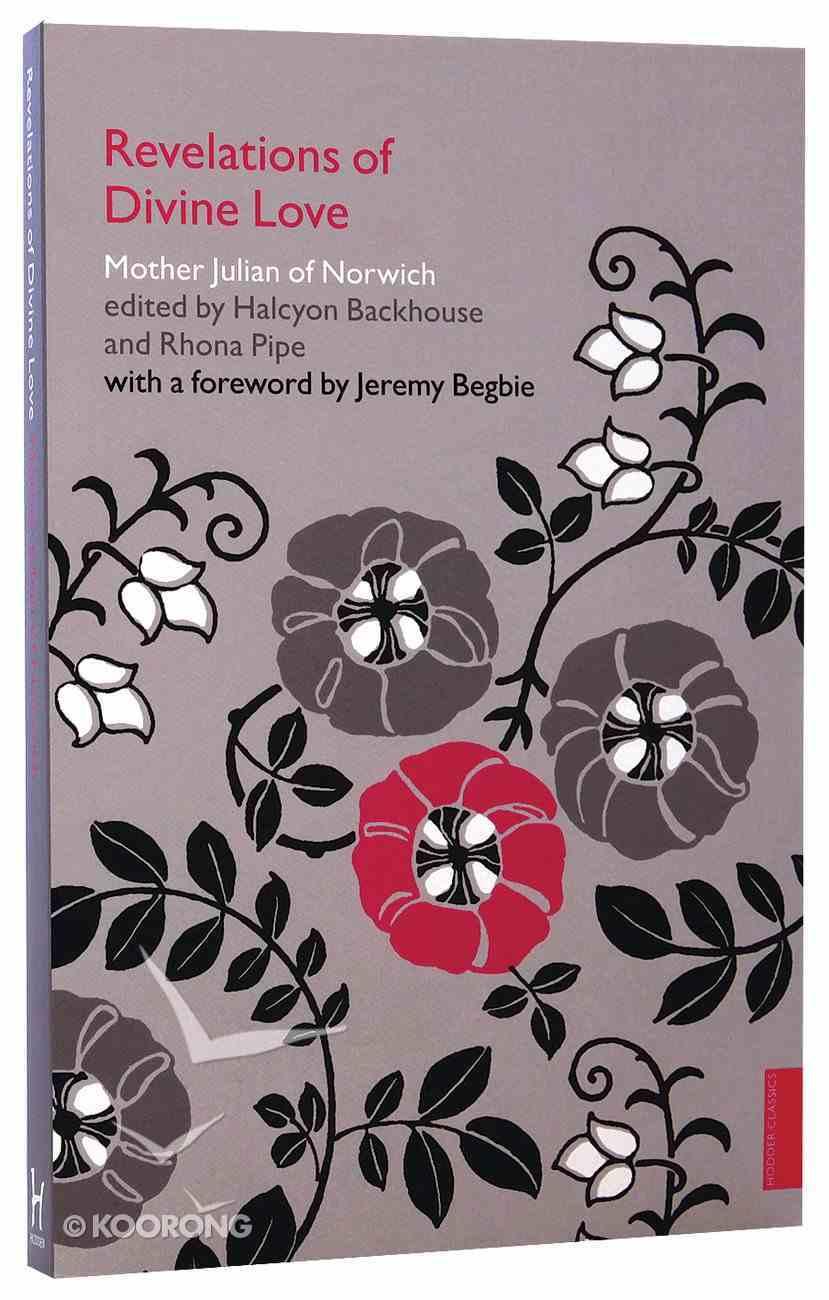 Revelations of Divine Love (Hodder Classic Series) Paperback