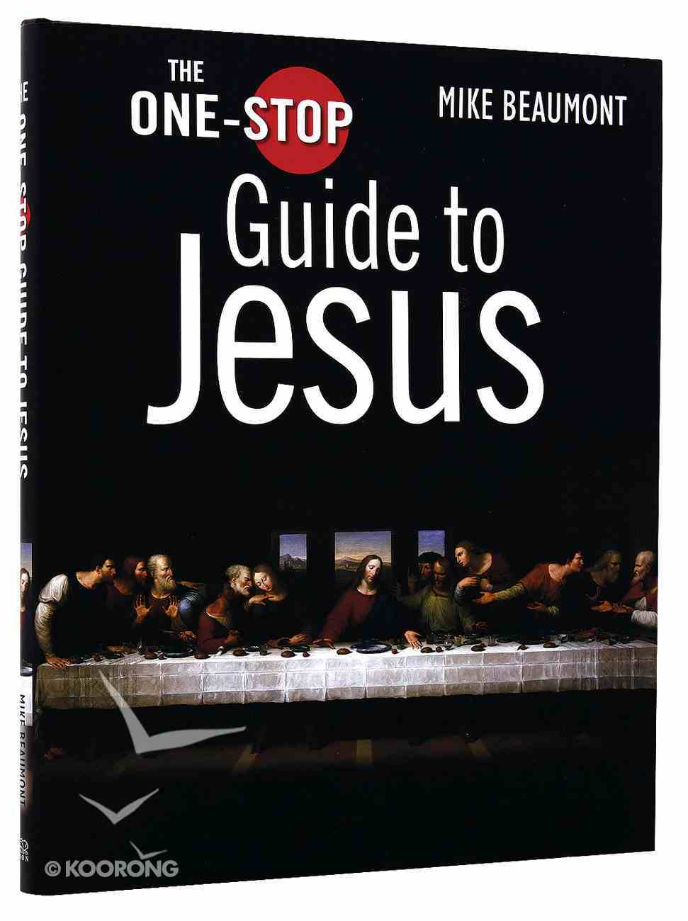The One-Stop Guide to Jesus Hardback