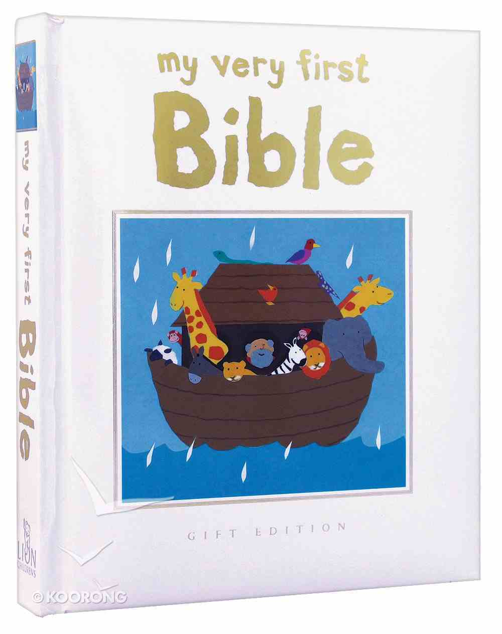 My Very First Bible (Gift Edition) Hardback