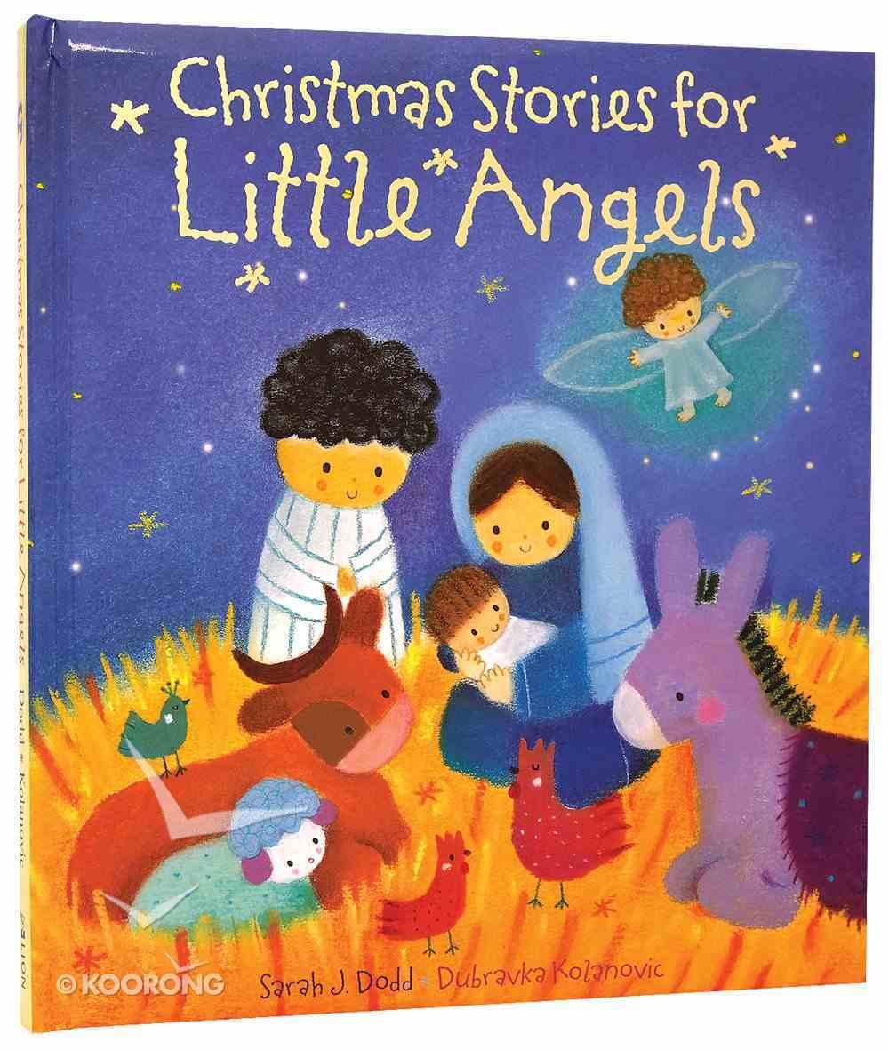 Christmas Stories For Little Angels Hardback