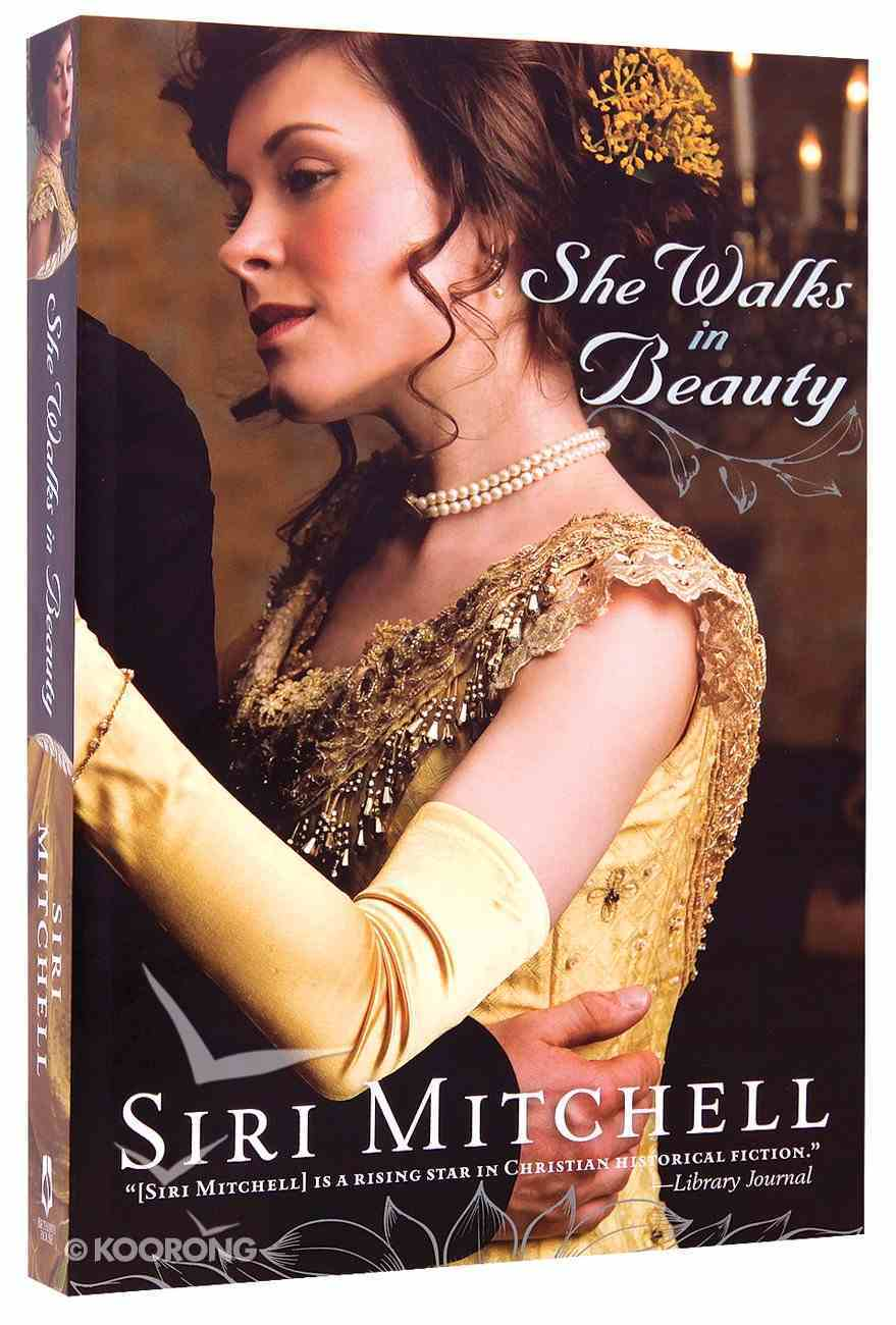 She Walks in Beauty (#03 in Against All Expectations Collection) Paperback