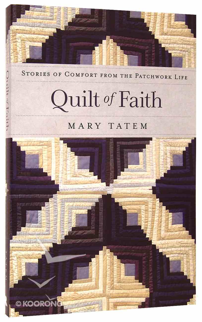 Quilt of Faith Paperback