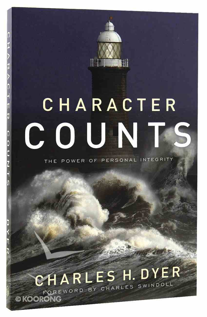 Character Counts Paperback