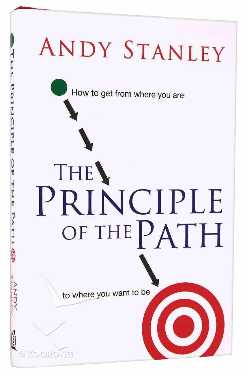 The Principle of the Path Hardback