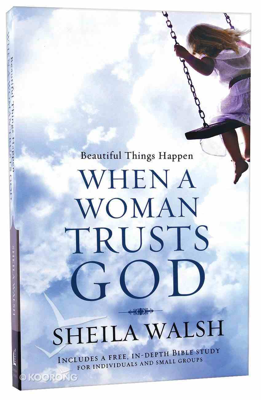 Beautiful Things Happen When a Woman Trusts God Paperback
